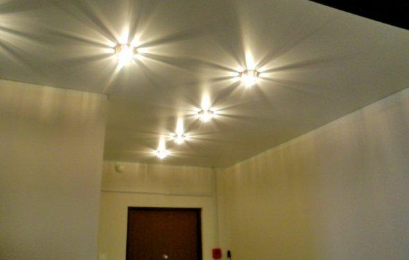 Применение светодиодных ламп в