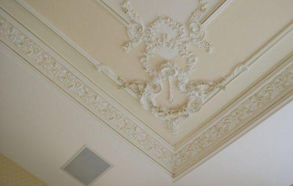 Виды потолочной плитки из