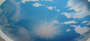 Седьмое Небо Натяжные Потолки
